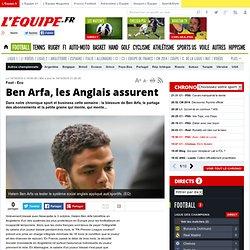 Ben Arfa, les Anglais assurent - Foot - Eco