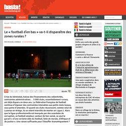 Football, insupportable racket des fédérations