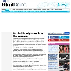 Football hooliganism(B1)