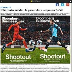 Nike contre Adidas : la guerre des marques au Brésil