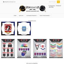 Buy Online Football Pennants in uk