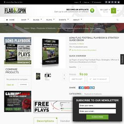 Ultimate 5on5 Flag Football Playbook & Strategy Guide