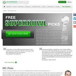 Wunderdog - Nfl Picks Against Spread