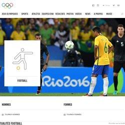 Football - sport olympique d'été