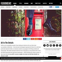 Men's Footwear Guide: Shoe Colour Combinations