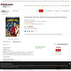 Forbidden Planet: 50th Anniversary Special Edition