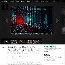 Peek Inside The World's Forbidden Subway Tunnels