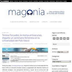 Teresa Forcades imparte un seminario en la Universidad del País Vasco