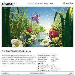 FOREAL™ - FLIKFLAK SUNNY HOURS 16