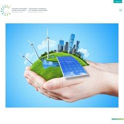 Prévisions : Un avenir prometteur pour l'énergie renouvelable au Canada - Canadian Renewable Energy Association