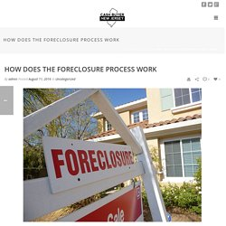 Foreclosure process work In New Jersey - Cash Buyer New Jersey