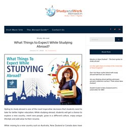 Foreign Education Consultants