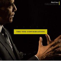Barack Obama: The Vox Conversation