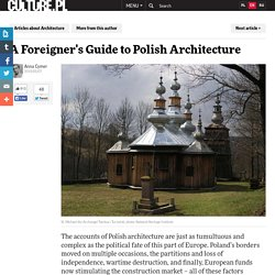 A Foreigner's Guide to Polish Architecture