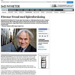 Förenar Freud med hjärnforskning