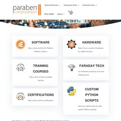 Digital Forensic Tools - Paraben Corporation