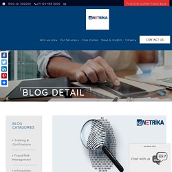 Netrika Forensic Services