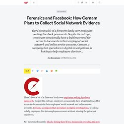 network forensic thesis Social network forensics browser forensics internet forensics item type thesis supervisor(s) cusack, brian degree name master of forensic information technology.