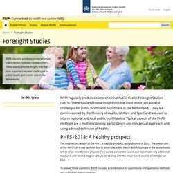 Foresight Studies