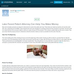Lake Forest Patent Attorney
