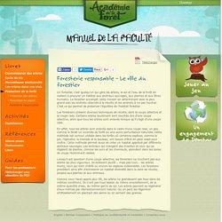 Académie de la forêt - Domtar