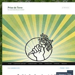 Forêt-jardin : l'agroforesterie 2.0?