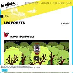 Les forêts face au changement climatique