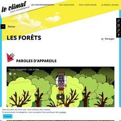 Les forêts face au changement climatique (autres thèmes)