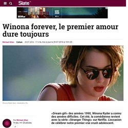 Winona forever, le premier amour dure toujours