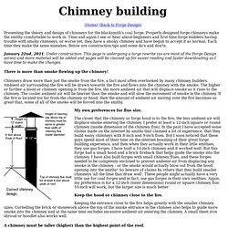 Forge Chimneys