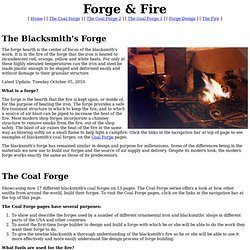 Forge & Fire