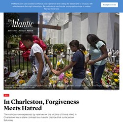 Forgiveness for Dylann Roof After Charleston's Mass Murder