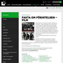 Fakta om Förintelsen - Film
