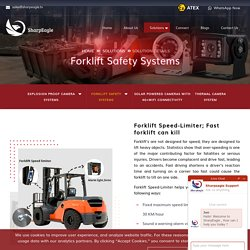 Forklift Speed Control System UAE