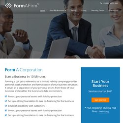 Form an LLC business in NY