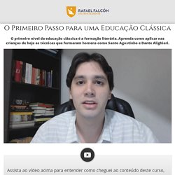 A Formação Literária da Criança – Rafael Falcón