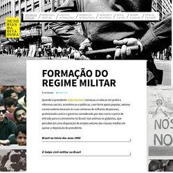 Formação do regime militar - Memórias da ditadura
