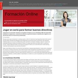 Especial Formación On-line