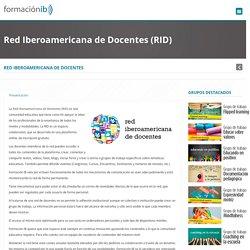 Formación IB - Red Iberoamericana de Docentes (RID)