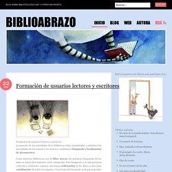 Formación de usuarios lectores y escritores