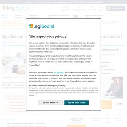 Formalités obligatoires à l'embauche (Legsocial)
