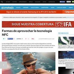 Formas de aprovechar la tecnología NFC