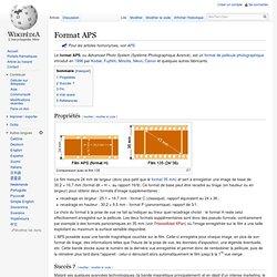 Format APS