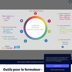 Outils pour le formateur - Académie de Grenoble