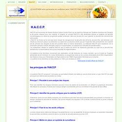HACCP - HACCP, ISO 22000 et ISO 9001 en Algérie, formation et accompagnement terrain