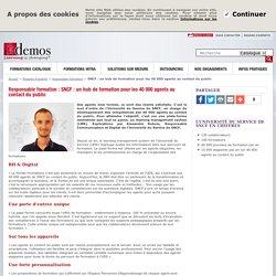 SNCF : un hub de formation pour les 40 000 agents au contact du public