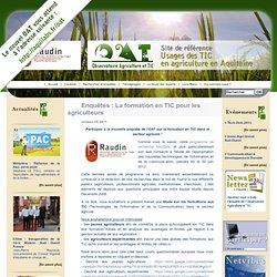 agriculteurs et TIC