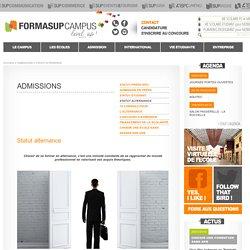 Formation en alternance et contrat pro a Bordeaux - Formasup Campus