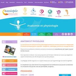 Formation en Anatomie et physiologie