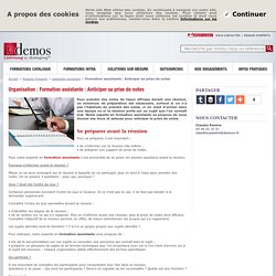 Formation assistante : Anticiper sa prise de notes